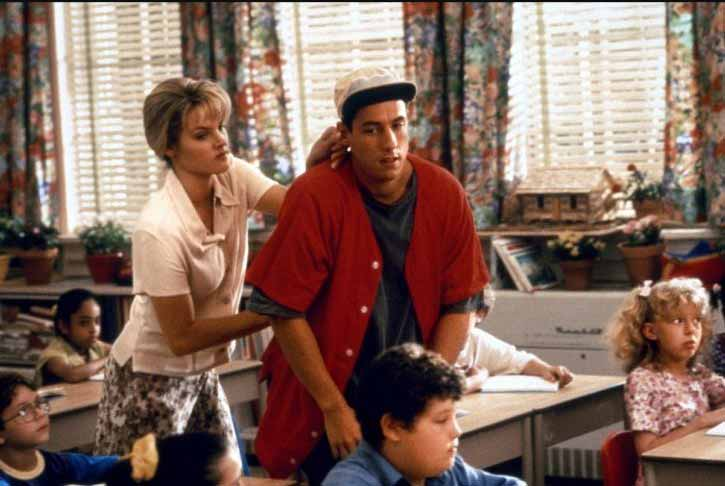 Billy Madison Film Comedy Terbaik Adam Sandler