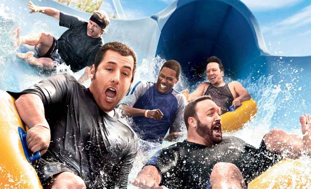 Grown Ups ( 2010 ) Film Comedy Terbaik Adam Sandler