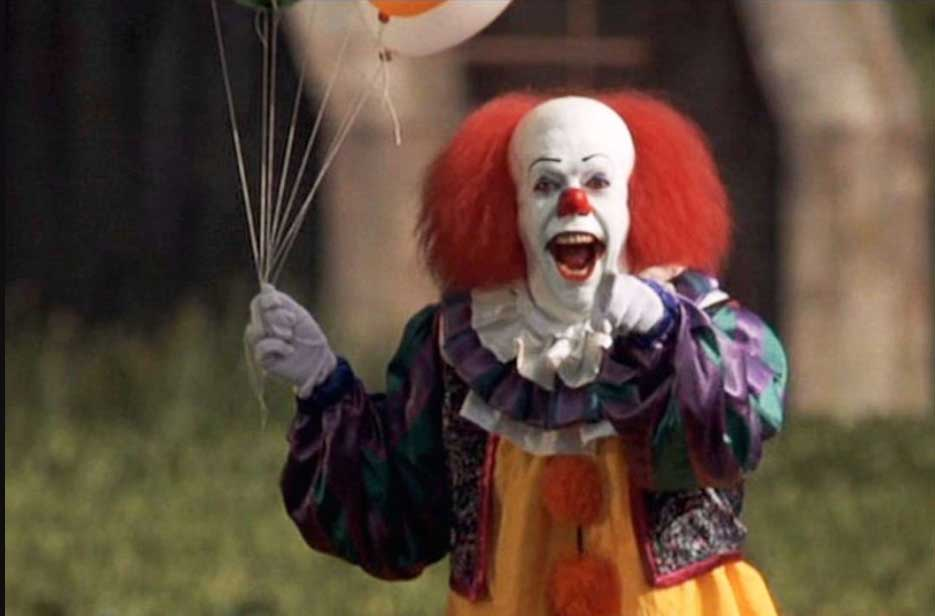IT ( 1990 ) Film Horor Badut Terbaik