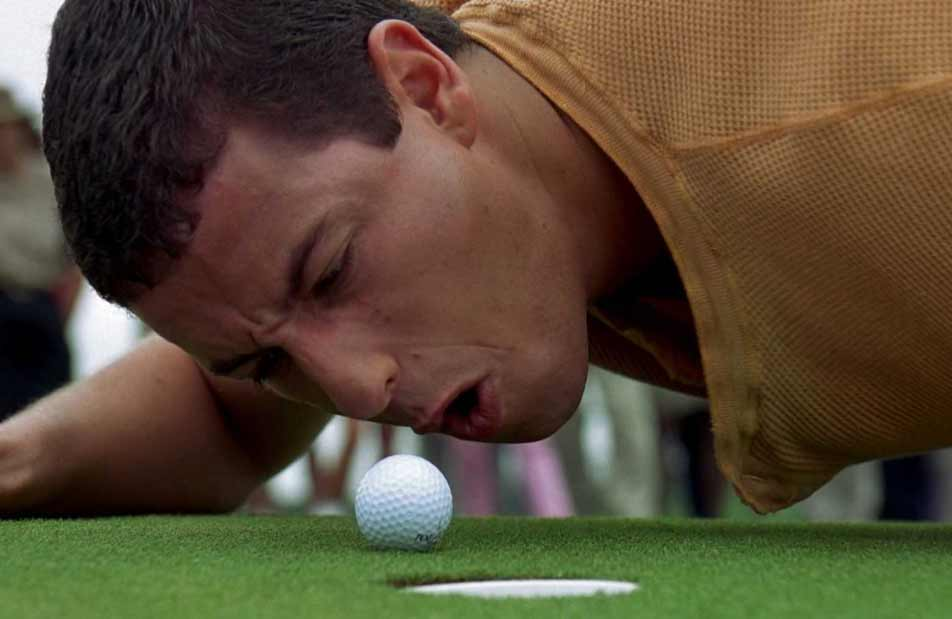 Happy Gilmore ( 1996 ) Film Comedy Terbaik Adam Sandler
