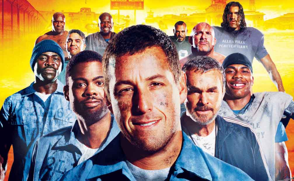 The Longest Yard ( 2005 ) Film Comedy Terbaik Adam Sandler