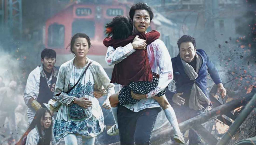 Train To Busan ( 2016 ) Film Horor Zombie Terbaik
