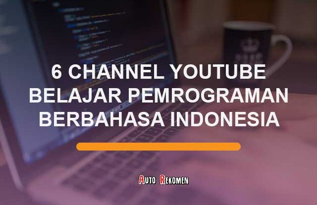 channel youtube Belajar pemrograman