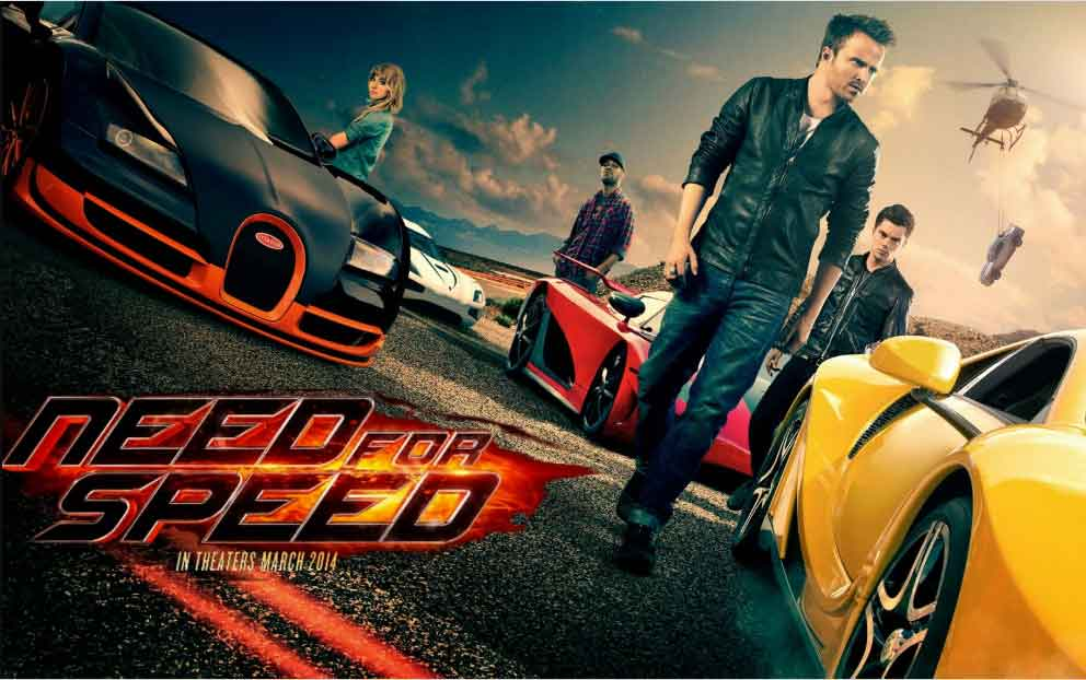 Need For Speed ( 2014 ) film balap mobil terbaik